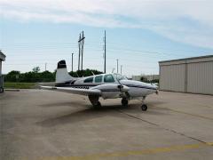 1966 Beech Travel Air D 95 A