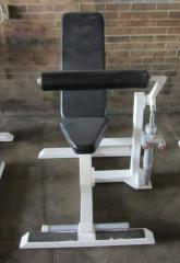 Hydraulic Abdominal Curl Machine