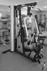 Universal Fitness PowerPak 1000 Gym Equipment