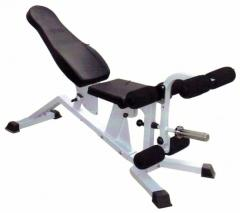 Universal Fitness Utility Weight Bench
