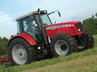 Massey Ferguson 6400 Series Row Crop Tractors