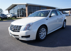 2012 Cadillac CTS Sedan 3.0L V6 RWD Luxury Vehicle
