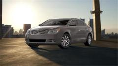 2012 Buick LaCrosse FWD Premium 1 Vehicle