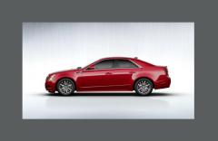 2012 Cadillac CTS Sedan 3.0L V6 RWD Vehicle