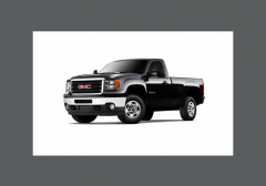 2013 GMC Sierra 2500HD Regular Cab Long Box
