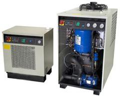 Air & Water Cooled Chillers