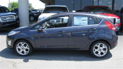 2013 Ford Fiesta Vehicle