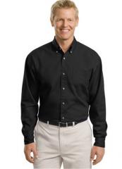 TLS600T Tall Long Sleeve Twill Shirt
