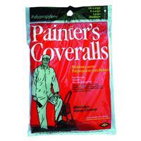 X-large Plastic Coveralls