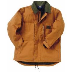 2XL Brown Premium Duck Coat