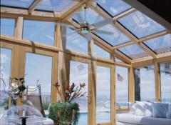 Soaring Cathedral Sunrooms and Patio Room