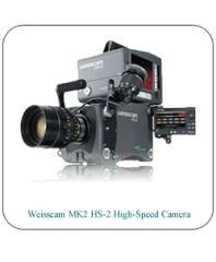 Weisscam HS-2 MK II Digital High-speed Camera