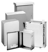 Aluminum Wall-Mount Enclosures