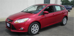 2012 Ford Focus SE Vehicle