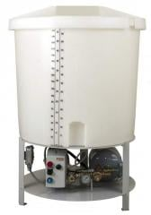 Simplex Glycol Make-Up Package System
