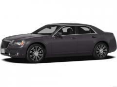2012 Chrysler 300 S V6 4D RWD Sedan Car