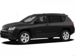 2012 Jeep Compass Latitude 4D 4WD SUV