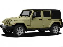 2012 Jeep Wrangler Unlimited Rubicon 4D 4WD SUV