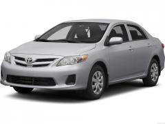 2012 Toyota Corolla S 4D FWD Sedan Car