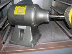 Baldor Single Shaft Polishing Motor