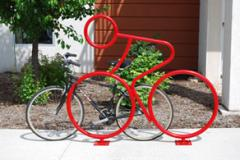 Advocate Bicycle Rack