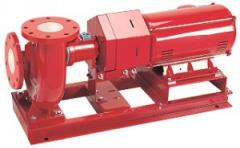 Series 1510 Base Mounted End Suction Pumps