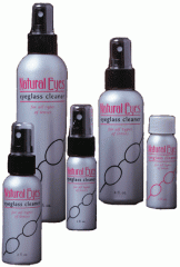 Natural Eyes eyeglass cleaner