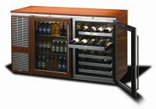 Perlick Custom Back Bar Cabinets