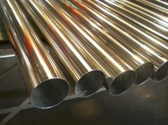 Duplex welded pipe and tube