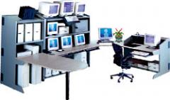 NetCom 3 Network Support Furniture