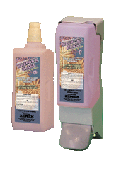 Industrial Hand Cleaner with a Berry Cherry