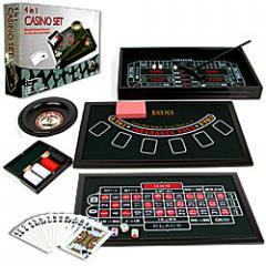 Casino Game Table Roulette, Craps, Poker,