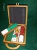 MUS Basque Card Game Solid Wood Box Set
