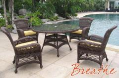 Breathe Dining Set by Erwin & Sons