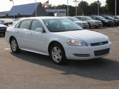 Used Car 2012 Chevrolet Impala LT