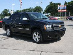 Used Truck 2012 Chevrolet Avalanche 4WD LTZ