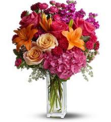 Teleflora's Joy Forever Bouquet TFWEB643