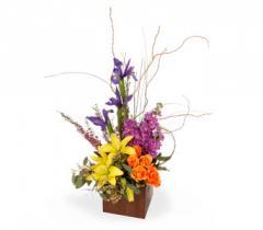 Beautiful Bounty Floral Arrangement EFBB027
