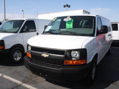 Used 2012 Chevrolet Express Cargo Van 2500