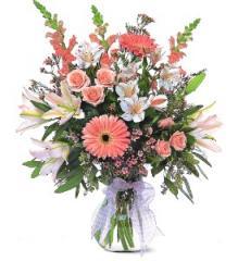 Celebrating Baby Girl Bouquet TF48-2