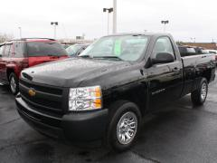 Used 2012 Chevrolet Silverado 1500 Regular Cab