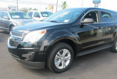 Used Car 2012 Chevrolet Equinox LS