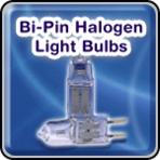 Bi-Pin Halogen Light Bulbs