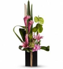 Now and Zen Floral Arrangement T82-1A