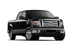 2012 Ford F-150 4X2 SS CRW Truck