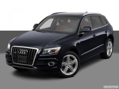 2012 Audi Q5 3.2 Premium Plus SUV