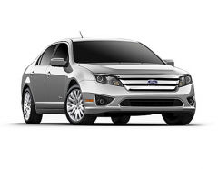 2012 Ford Fusion Hybrid Vehicle