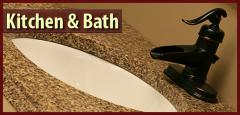 Kitchen & bath items
