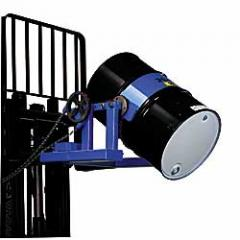 Manual Forklift Carrier Drum Lifts Morse