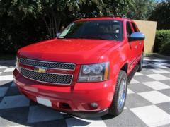 2009 Chevrolet Avalanche 4-Wheel Drive LTZ Truck